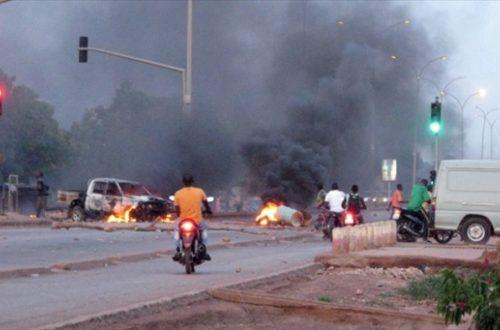 Article : Pauvres intègres, ces Burkinabè !