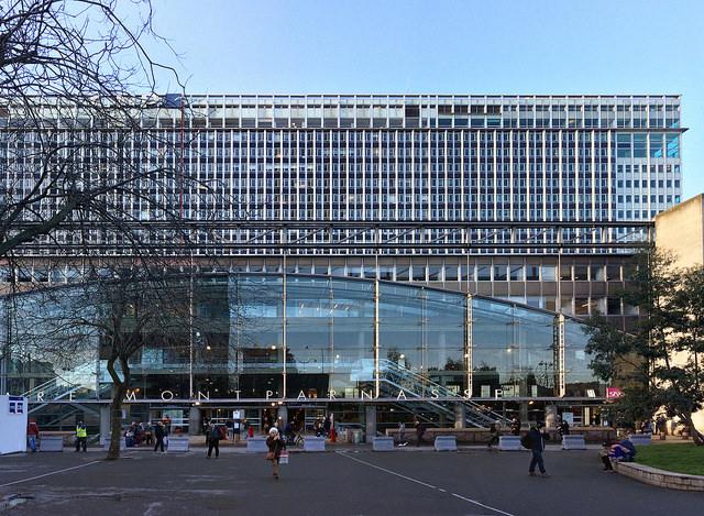 Gare Montparnasse Bienvenüe